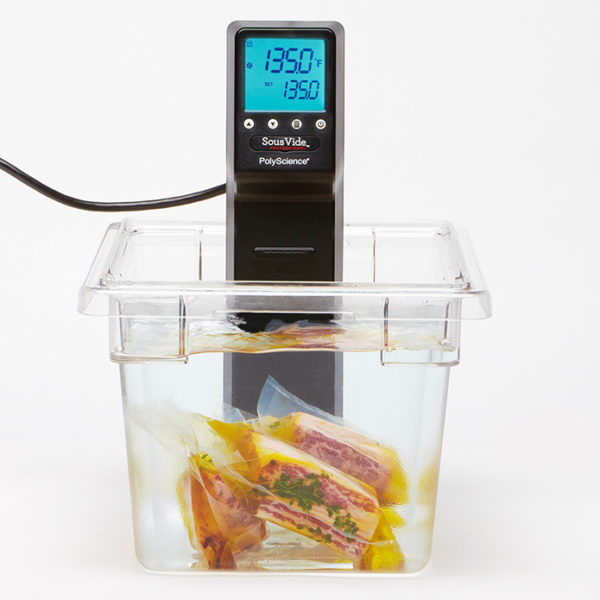 Kantin 18 liter med lock för Sous Vide Professional CHEF Series