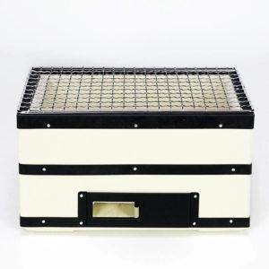 Konro japansk kolgrill handgjord small