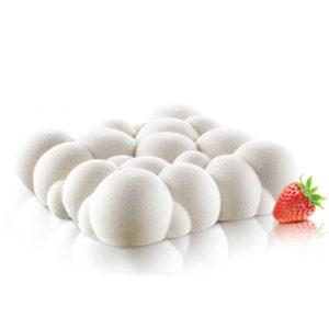 Cloud 1600 ml silikonform för tårta, molnlik