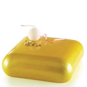 Gem 1000 juvelformad silikonform Silikomart som tål ugn och frys.