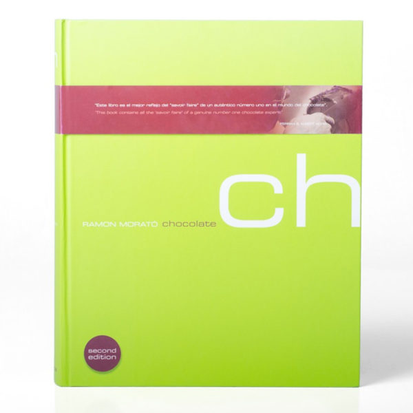 Chocolat Det här är en bok som tar upp allt om choklad