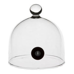 Glaskupol med ventil för rökning 9cm från 100%chef