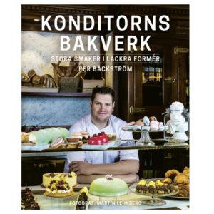 Konditorns bakverk är skriven och signerad av Per Bäckström