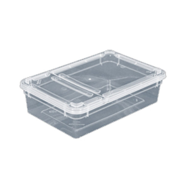 Plastburk 0,8L för Mise en place och förvaring 20-pack
