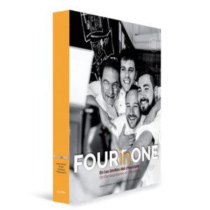 Four In One: R. Morato, J. Maria Ribe, R. Bernal, och M. Guarro. So good..