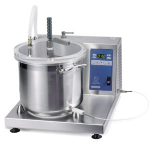 Gastrovac: en maskin för tillagning, impregnering av mat i vakuum