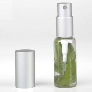 Minisprayflaskor 24-pack med lock som lätt fylls med oljor