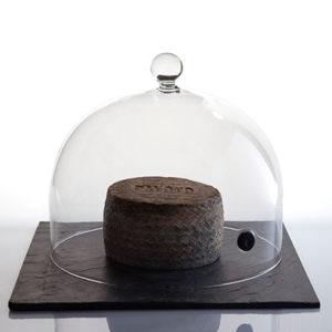 Aladin Stor Glaskupol Stor glaskupol, tillverkad i borosilikatglas som tål höga och låga temperaturer. Kan användas i ugn och frysas 100%chef