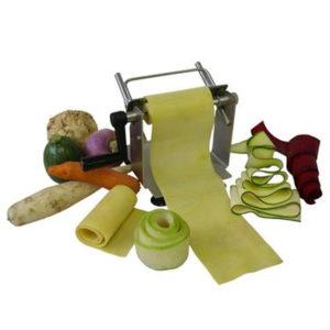 Grönsakshyvel / Grönsakssvarv i rostfritt stål N7030 N7035 Tellier