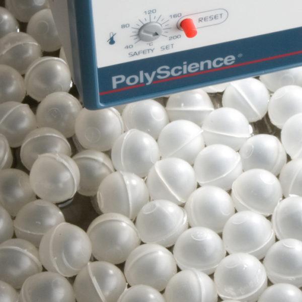 Isolerande bollar för vattenbad 400-pack