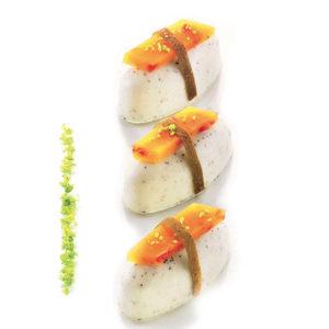 Sushi Nigiri silikonform från silikomart