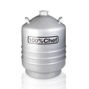 Tank för flytande kväve 10L - 100%chef