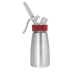 Sifon IsI Gourmet Whip 0,25l värmetålig sifon