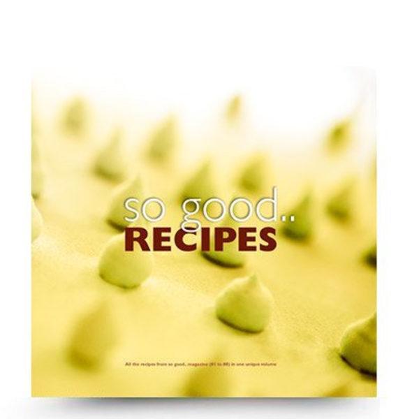 So Good.. recipes - från so good 1-8