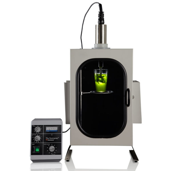 Sonicprep ultrasonic homogenizer