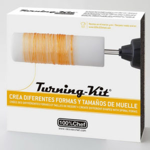 Turning Kit – 100%chef - 50/0004