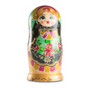 Babushka - Matrjosjka med ventil stängd