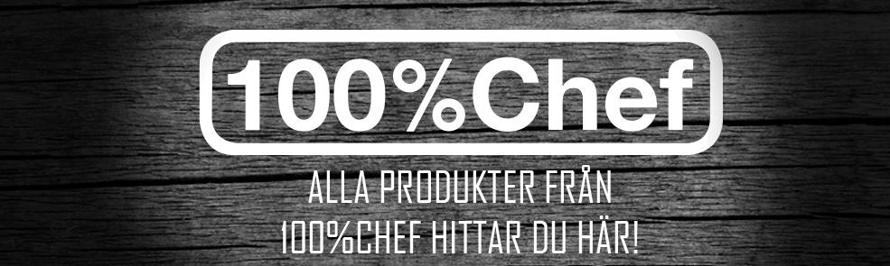 Alla produkter från 100%chef