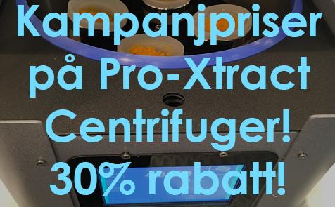 Centrifug Pro-xtract kampanj