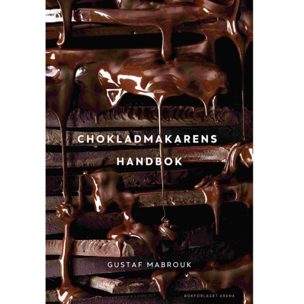 Chokladmakarens handbok av Gustaf Mabrouk front
