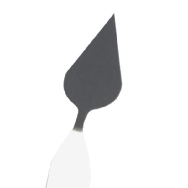 Choco Leaves spatula 06 chokladpalett 60x30mm - Söders gourmet