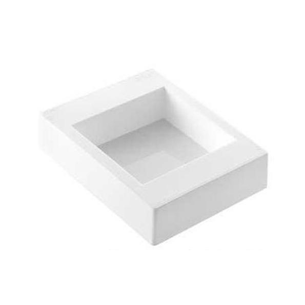 TOR kvadrat 100x100x40mm från Italienska Silikomart - Söders gourmet