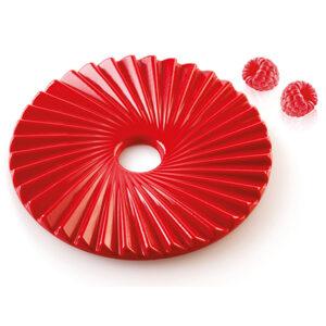Plissé 100 - Silikonform från Italienska Silikomart - Söders gourmet
