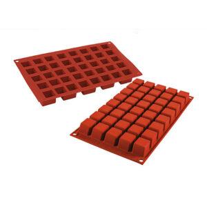 SF263 Small Cube 13,5ml - silikonform från Silikomart - Söders gourmet