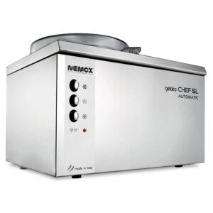 Nemox Gelato Chef 5L Automatic - Söders gourmet