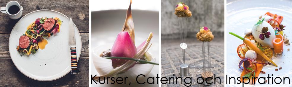 Catering, Kurs och inspiration