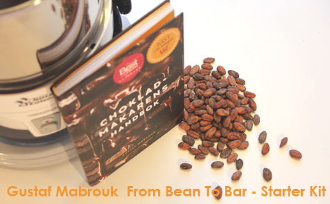 From Bean to bar starter kit - Gustaf Mabrouk - Söders gourmet