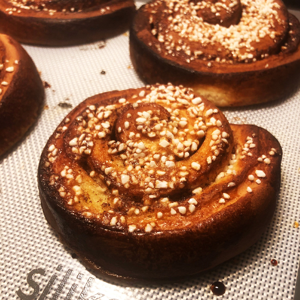 Recept kanelbullar kanelbulle cinnamon bun Söders gourmet