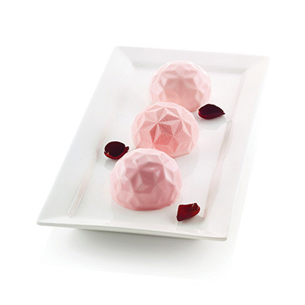 Mini Gemma 110 silikonform från Silikomart HOME - Söders gourmet