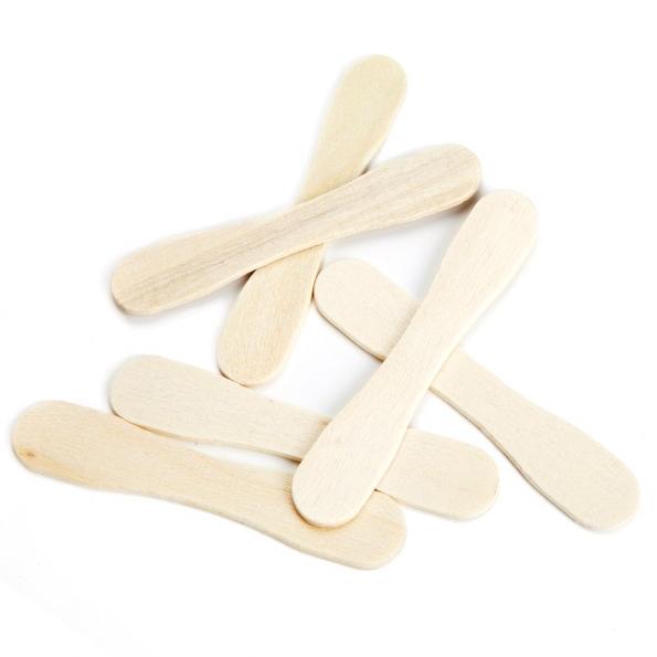 Glasspinnar Magnum MINI i trä 500st för glasstillverkning - Söders gourmet