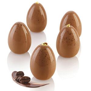 Egg 30 Silikonform Från Silikomart Professional - Söders gourmet
