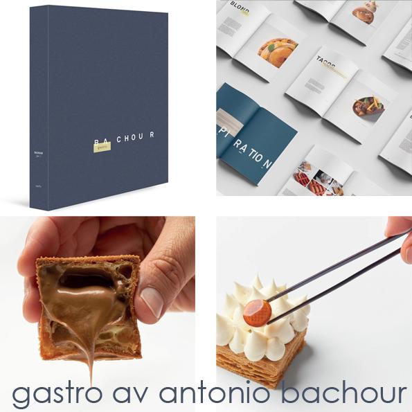 antonio bachour book bok gastro sverige söders gourmet
