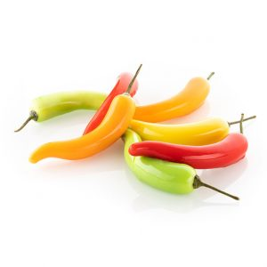 Peperoncino 13 GN 1/3 Från Silikomart Professional - sverige - Söders gourmet - silikonform chili